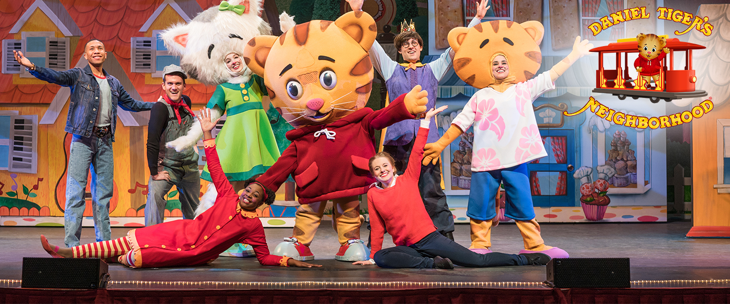 Daniel Tiger\'s Neighborhood - LIVE!: King for a Day - SHN ...