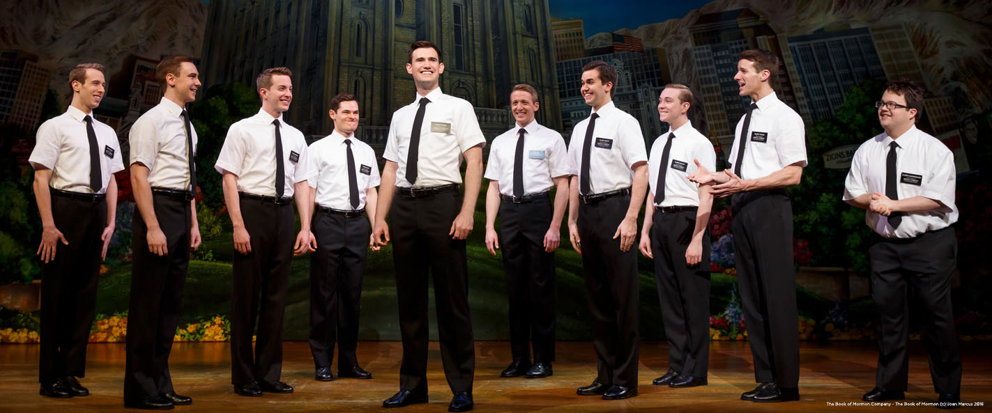 Shn broadway in san francisco - The book of mormon box office ...